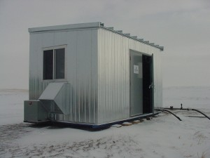 Cold weather unit photo