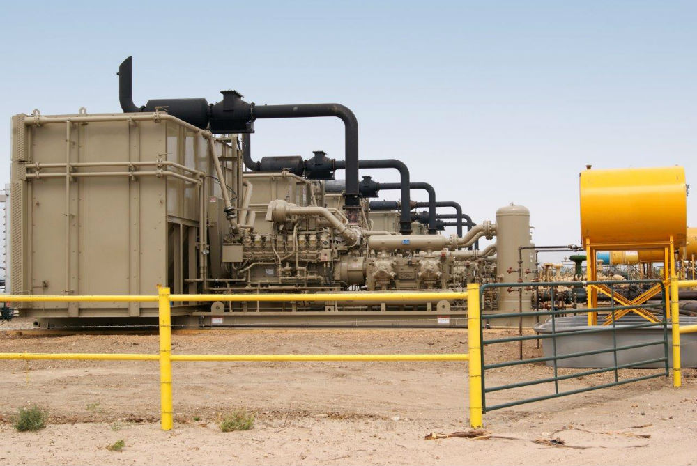 How Is Natural Gas Stored For Later Use